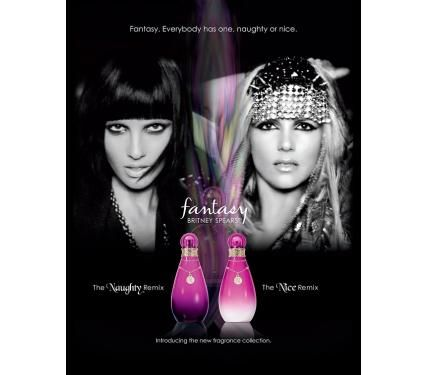 Britney Spears Fantasy The Nice Remix парфюм за жени без опаковка EDP