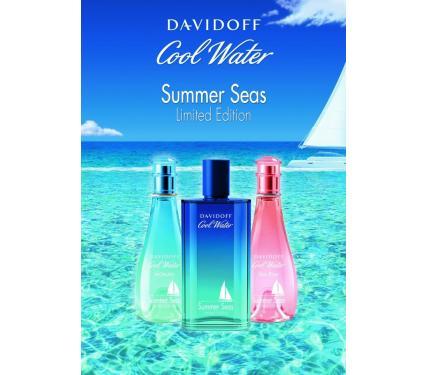 Davidoff Cool Water Sea Rose Summer Seas парфюм за жени EDT без опаковка