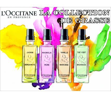 L`Occitane en Provence Jasmin & Bergamote парфюм за жени без опаковка EDT
