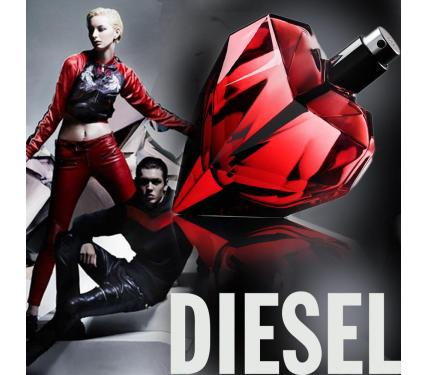 Diesel Loverdose Red Kiss парфюм за жени без опаковка EDP