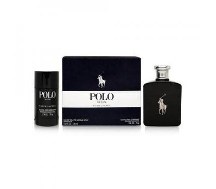 Ralph Lauren Polo Black подаръчен комплект за мъже