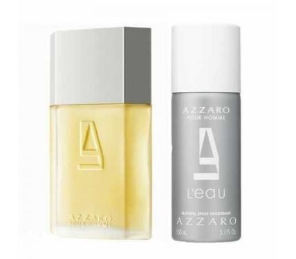 Azzaro Pour Homme L`eau подаръчен комплект за мъже