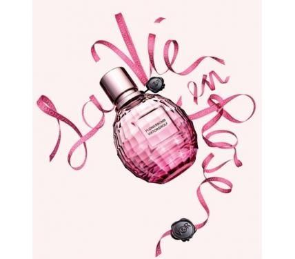 Victor & Rolf Flowerbomb La Vie En Rose парфюм за жени без опаковка EDT