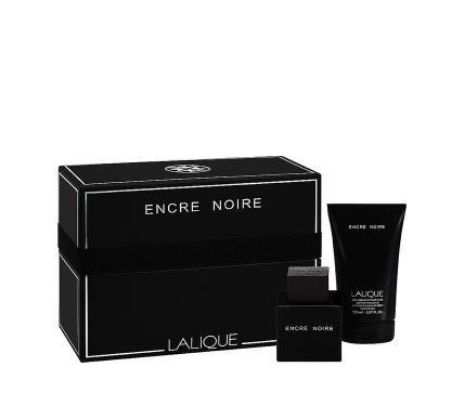 Lalique Encre Noir мъжки подаръчен комплект