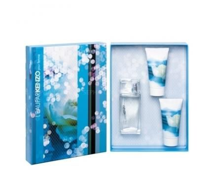 Kenzo L`eau Par дамски подаръчен комплект