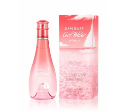 Davidoff Cool Water Sea Rose Summer Seas парфюм за жени EDT