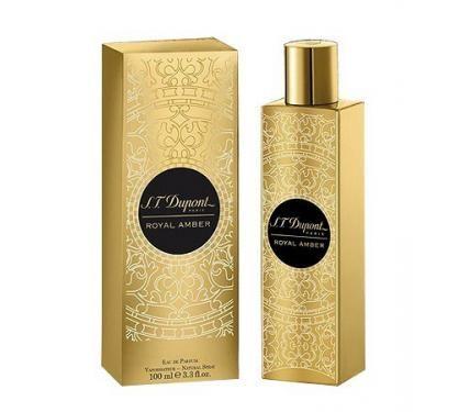 S.T. Dupont Royal Amber унисекс парфюм EDP