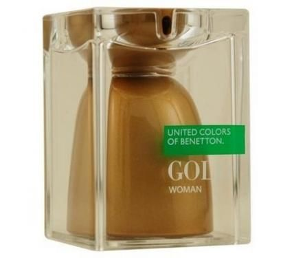 Benetton Gold парфюм за жени EDT