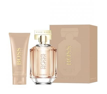 Hugo Boss The Scent подаръчен комплект за жени