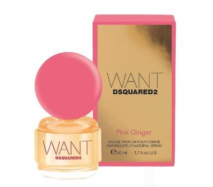 Dsquared Want Pink Ginger парфюм за жени EDP