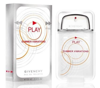 Givenchy Play Summer Vibrations парфюм за мъже EDT