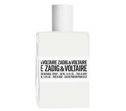 Zadig & Voltaire This is Her парфюм за жени без опаковка EDP