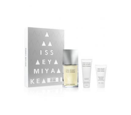 Issey Miyake L`eau d`issey eau Fraiche подаръчен комплект за мъже