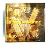 Paco Rabanne Lady Million & 1 Million комплект мини парфюми