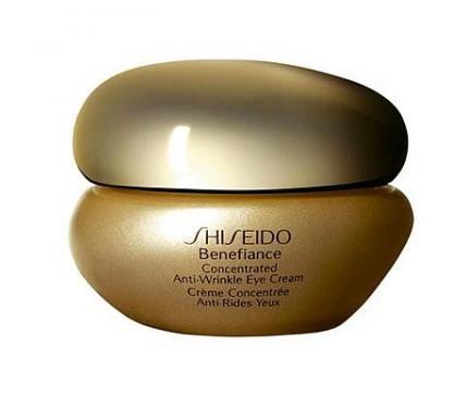 Shiseido Benefiance Concentrated Anti-Wrinkle Eye Cream Крем за околоочната зона против отоци и бръчки