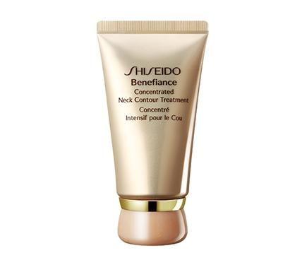 Shiseido Benefiance Регенериращ крем против бръчки за шия и деколте