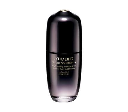 Shiseido Future Solution LX Replenishing Treatment Oil Подхранващ маслен серум за подмладяване