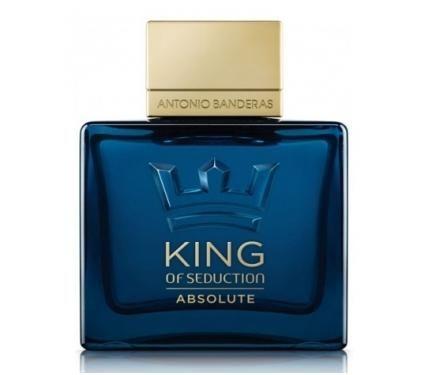 Antonio Banderas King of Seduction Absolute парфюм за мъже без опаковка EDT