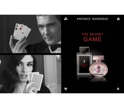 Antonio Banderas The Secret Game парфюм за мъже без опаковка EDT