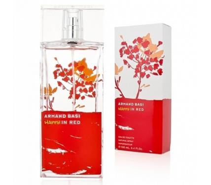 Armand Basi Happy in Red парфюм за жени EDT