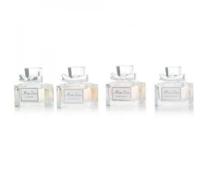Christian Dior Miss Dior Scent Collection комплект мини парфюми за жени без опаковка