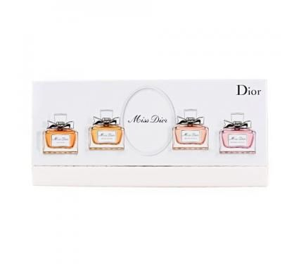 Christian Dior Miss Dior La Collection комплект мини парфюми за жени