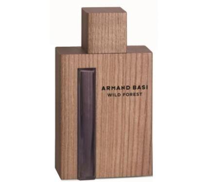 Armand Basi Wild Forest парфюм за мъже без опаковка EDT
