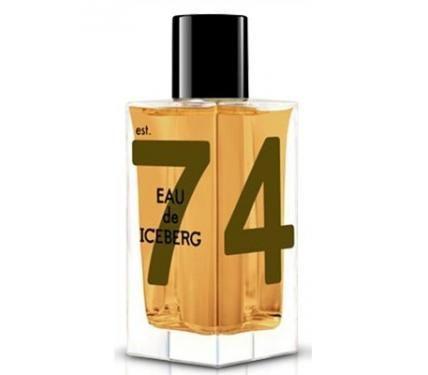 Iceberg Eau de Iceberg Amber парфюм за мъже без опаковка EDT