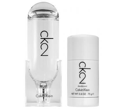 Calvin Klein CK2 Унисекс подаръчен комплект
