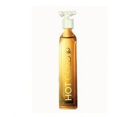 Benetton Hot Gold парфюм за жени без опаковка EDT
