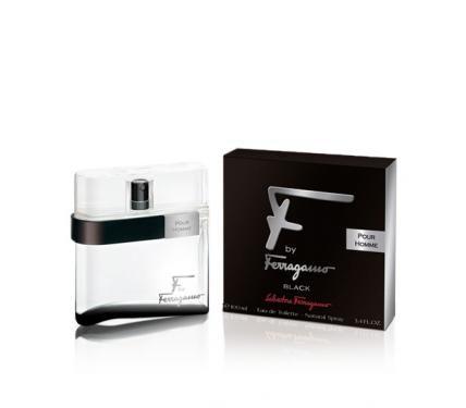 Salvatore Ferragamo F by Ferragamo Black парфюм за мъже EDT
