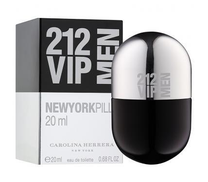 Carolina Herrera 212 VIP MEN Pills парфюм за мъже EDТ