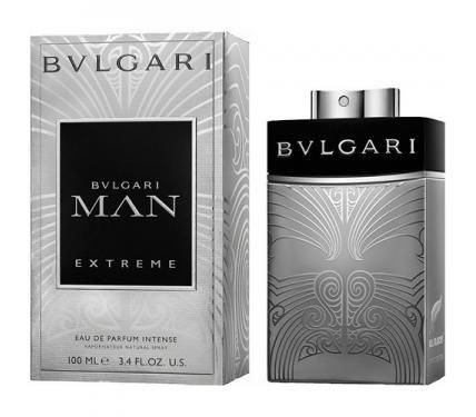Bvlgari Man Extrême Intense All Black Editions парфюм за мъже EDT