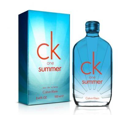 Calvin Klein One Summer 2017 унисекс парфюм EDT