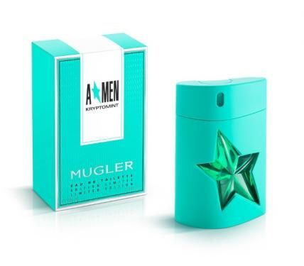 Thierry Mugler A*Men Kryptomint парфюм за мъже EDT