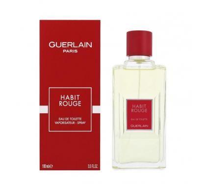 Guerlain Habit Rouge парфюм за мъже EDT