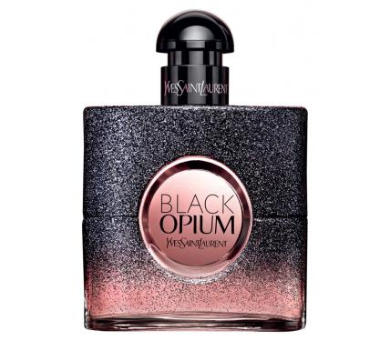YSL Black Opium Floral Shock парфюм за жени EDP