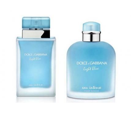 Dolce & Gabbana Light Blue Intense парфюм за мъже EDP