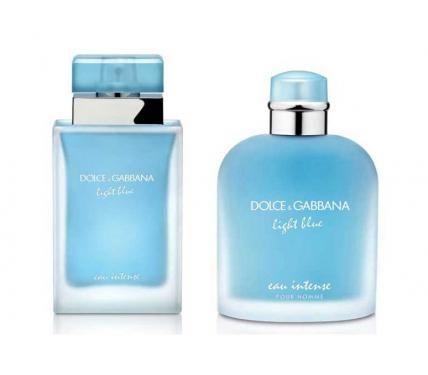 Dolce & Gabbana Light Blue Intense парфюм за мъже EDP