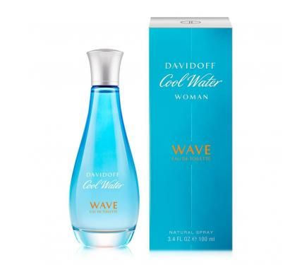 Davidoff Cool Water Wave парфюм за жени EDT