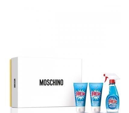 Moschino Fresh Couture подаръчен комплект за жени