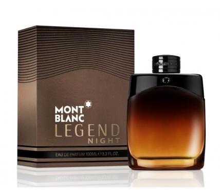 Mont Blanc Legend Night парфюм за мъже EDP