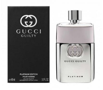Gucci Guilty Pour Homme Platinum парфюм за мъже EDT