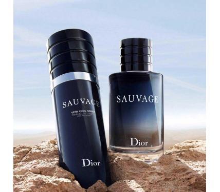 Christian Dior Sauvage Very Cool Spray Fraiche Парфюм за мъже EDT