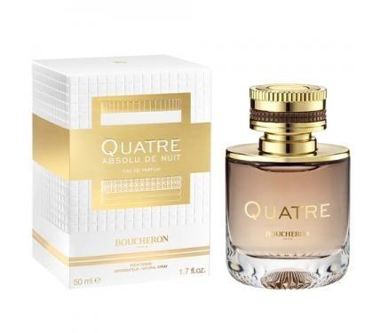 Boucheron Quatre Absolue de Nuit Pour Femme парфюм за жени EDP