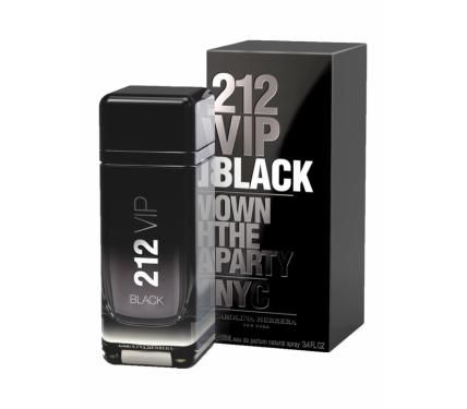 Carolina Herrera 212 VIP Black парфюм за мъже EDP