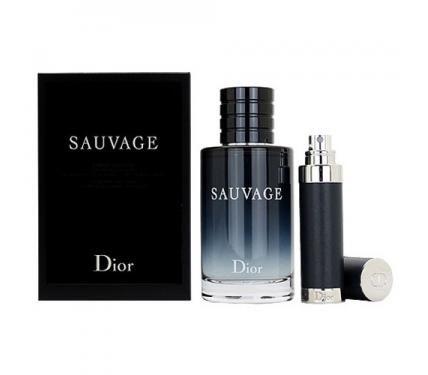 Christian Dior Sauvage подаръчен комплект за мъже