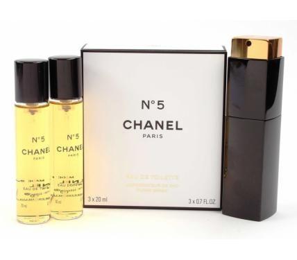Chanel No.5 подаръчен комплект за жени