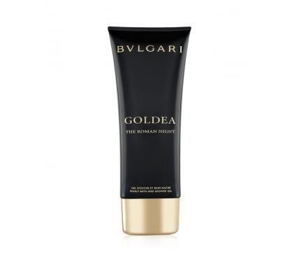 Bvlgari Goldea The Roman Night душ гел за жени