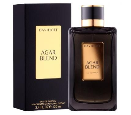 Davidoff Blend Collection Agar Blend унисекс парфюм EDP